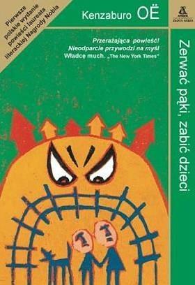 Okładka książki Zerwać pąki, zabić dzieci