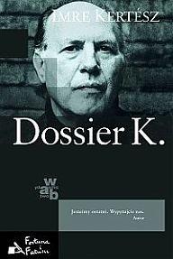Okładka książki Dossier K.