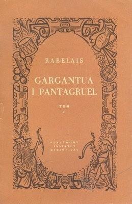 Okładka książki Gargantua i  Pantagruel. T. 1-2