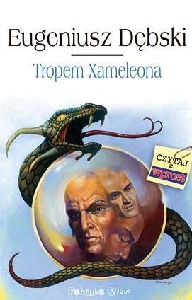 Okładka książki Tropem Xameleona