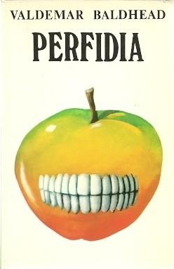 Okładka książki Perfidia