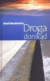 Okładka książki Droga donikąd