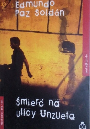 Okładka książki Śmierć na ulicy Unzueta