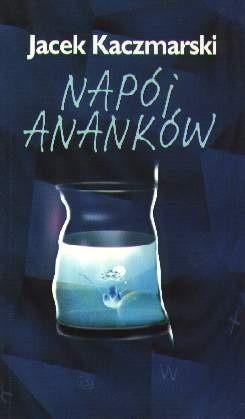 Okładka książki Napój Ananków