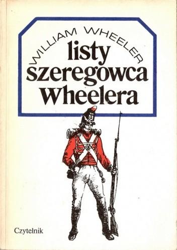 Okładka książki Listy szeregowca Wheelera
