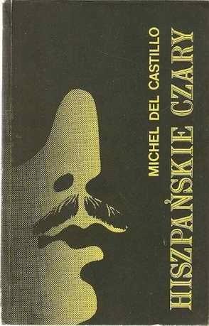 Okładka książki Hiszpańskie czary
