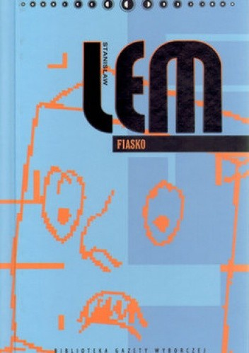 Okładka książki Fiasko