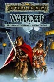 Okładka książki Waterdeep
