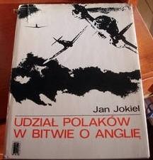 Okładka książki Udział Polaków w Bitwie o Anglię