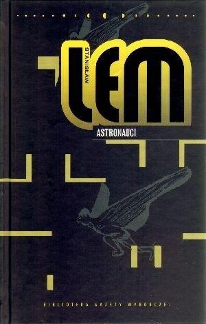 Okładka książki Astronauci