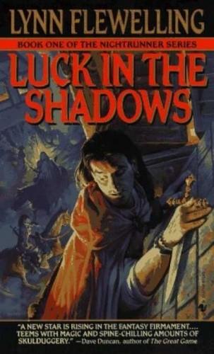 Okładka książki Luck in the Shadows