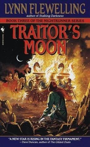 Okładka książki Traitor's Moon