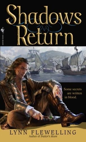 Okładka książki Shadows Return