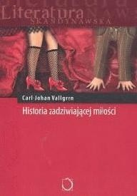 Okładka książki Historia zadziwiającej miłości