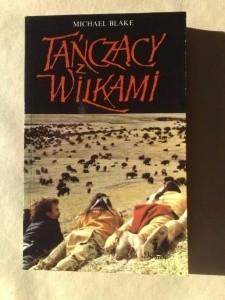 Okładka książki Tańczący z wilkami
