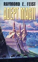 Okładka książki Adept magii