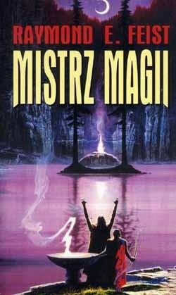 Okładka książki Mistrz magii