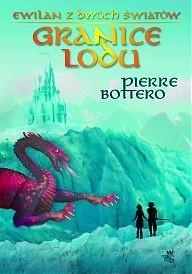 Okładka książki Granice lodu