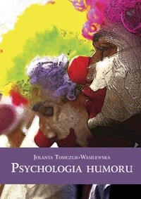 Okładka książki Psychologia humoru