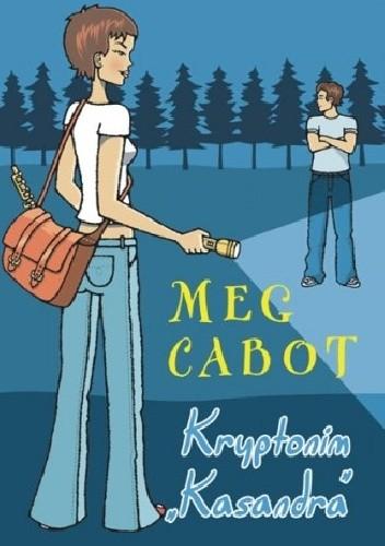 "Okładka książki Kryptonim ""Kasandra"""