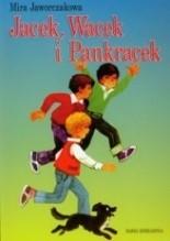 Okładka książki Jacek, Wacek i Pankracek