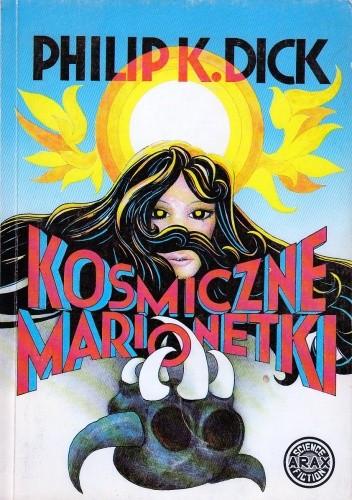 Okładka książki Kosmiczne marionetki