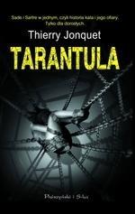 Okładka książki Tarantula