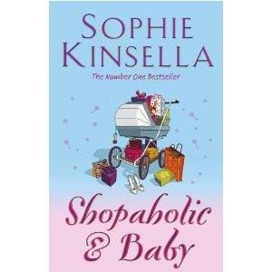 Okładka książki Shopaholic and Baby