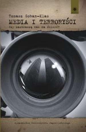 Okładka książki Media i Terroryści