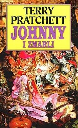 Okładka książki Johnny i zmarli