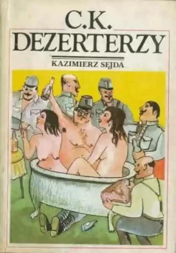 Okładka książki C.K. Dezerterzy