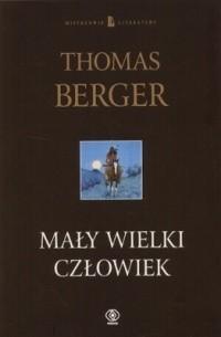 Okładka książki Mały Wielki Człowiek