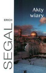 Okładka książki Akty wiary