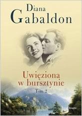 Okładka książki Uwięziona w bursztynie  T.2