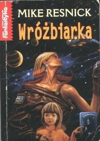 Okładka książki Wróżbiarka