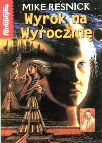 Okładka książki Wyrok na Wyrocznię