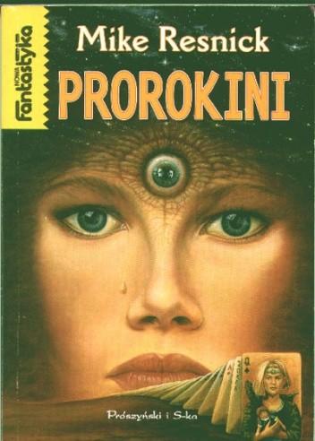 Okładka książki Prorokini