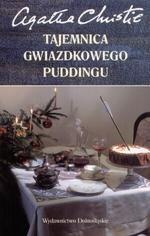 Okładka książki Tajemnica gwiazdkowego puddingu