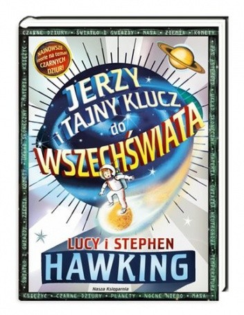 Okładka książki Jerzy i tajny klucz do Wszechświata