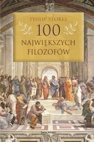 Okładka książki 100 największych filozofów