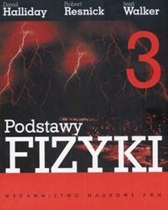 Okładka książki Podstawy fizyki cz. 3
