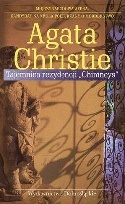 Okładka książki Tajemnica rezydencji Chimneys