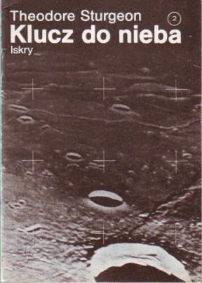 Okładka książki Klucz do nieba