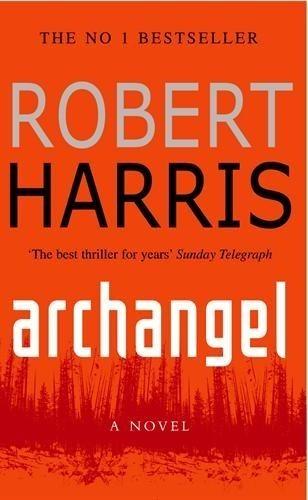 Okładka książki Archangel