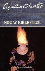 Okładka książki Noc w bibliotece