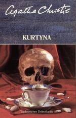 Okładka książki Kurtyna