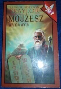 Okładka książki Mojżesz wybawca