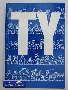 Okładka książki Ty (to masz i rozwijaj)