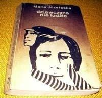 Okładka książki Dziewczyna nie ludzie