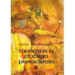 Okładka książki Tajemnica złotego pierścienia